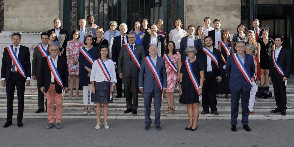 Conseil municipal de Bois-Colombes